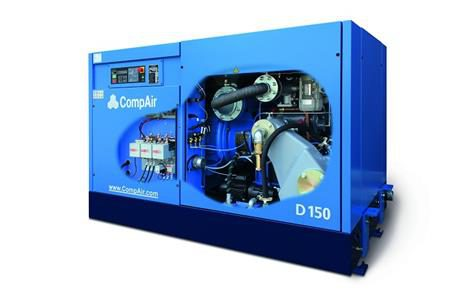 CompAir | screw aircompressors and spare parts for CompAir