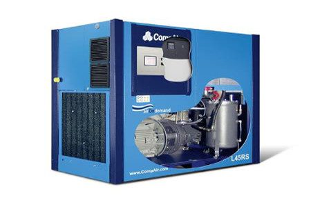 oil injection compressors CompAir